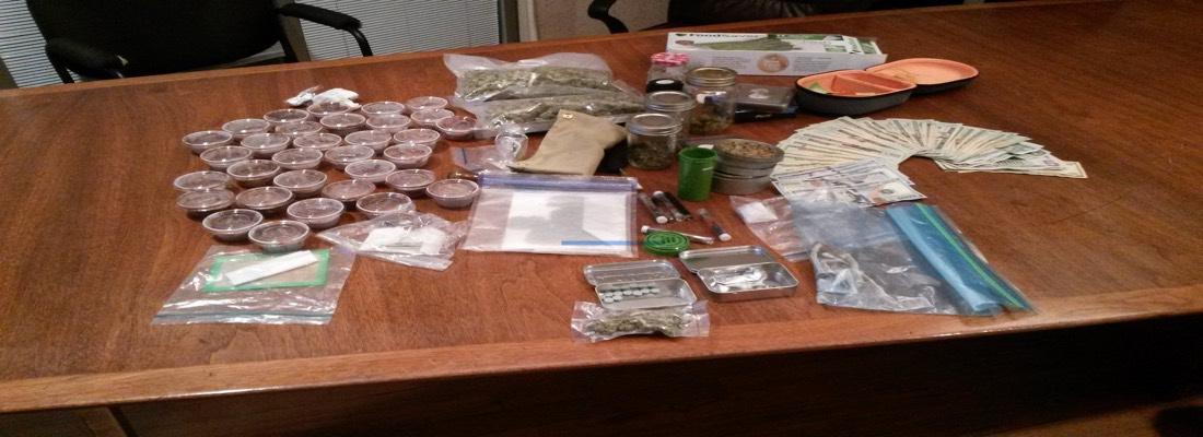 Illegal Drug Seizure